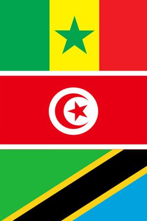 Coopération entre la Tunisie, le Sénégal et la Tanzanie